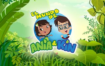 Ania y Kin
